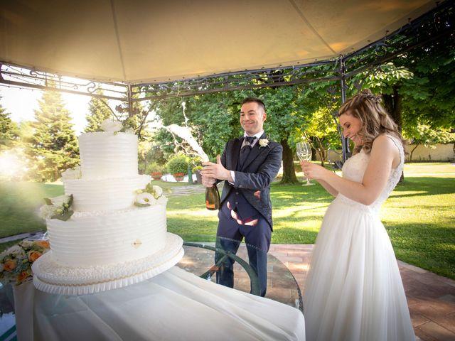 Il matrimonio di Fabio e Giulia a Osio Sotto, Bergamo 22