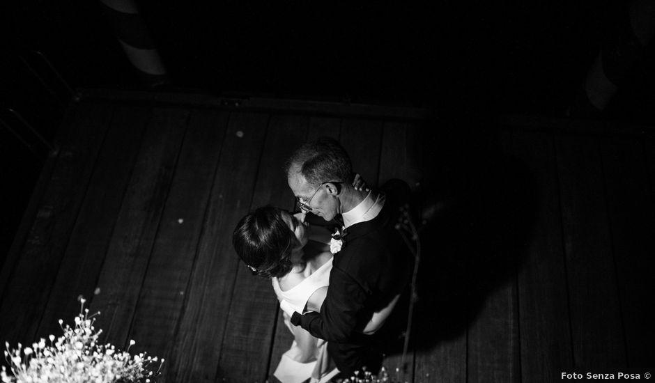 Il matrimonio di Manuela e Gilberto a Laglio, Como
