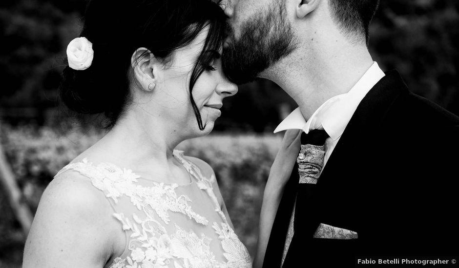 Il matrimonio di Diego e Francesca a Erbusco, Brescia