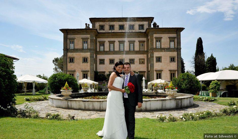 Il matrimonio di Matteo e Davis a Massa e Cozzile, Pistoia
