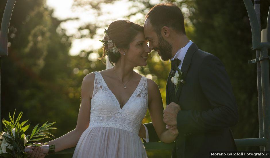 Il matrimonio di Federico e Giulia a Pergola, Pesaro - Urbino