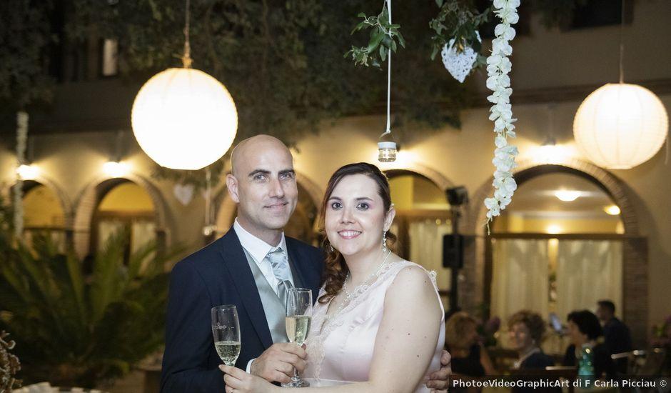 Il matrimonio di Mauro e Marina a Furtei, Cagliari