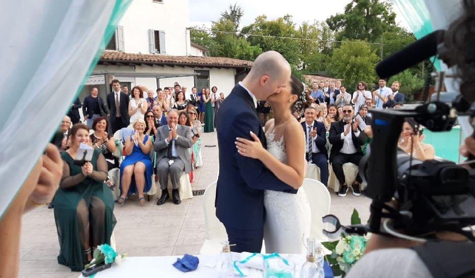 Il matrimonio di Hind Sidki e Massimo Budite a Castelnuovo Rangone, Modena