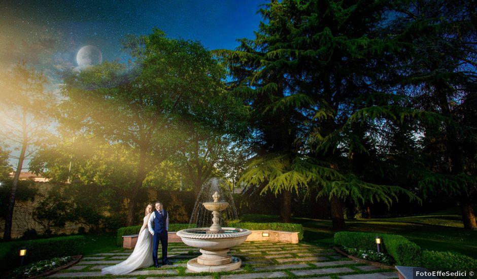Il matrimonio di Fabio e Giulia a Osio Sotto, Bergamo