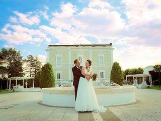 le nozze di Jarka Kapovà e Rocco 1