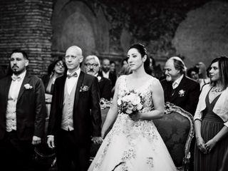 Le nozze di Giulia e Kostas 1