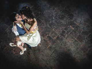 le nozze di Erica e Andrea 1