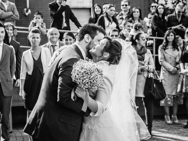 Il matrimonio di Davide e Morena a Robecco sul Naviglio, Milano 1
