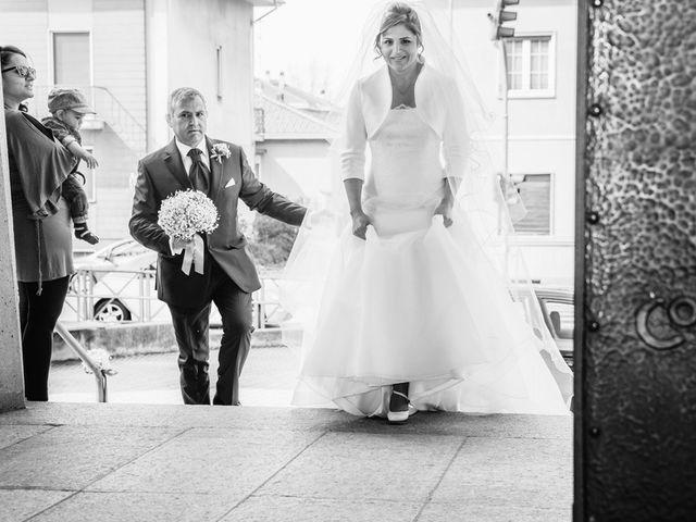Il matrimonio di Davide e Morena a Robecco sul Naviglio, Milano 7