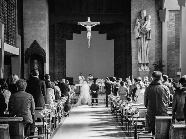 Il matrimonio di Davide e Morena a Robecco sul Naviglio, Milano 8