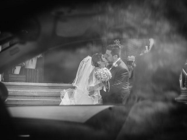 Il matrimonio di Davide e Morena a Robecco sul Naviglio, Milano 11