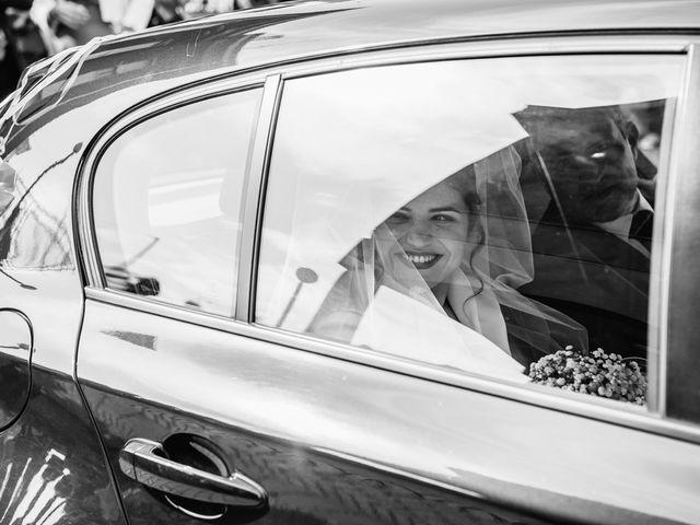 Il matrimonio di Davide e Morena a Robecco sul Naviglio, Milano 12