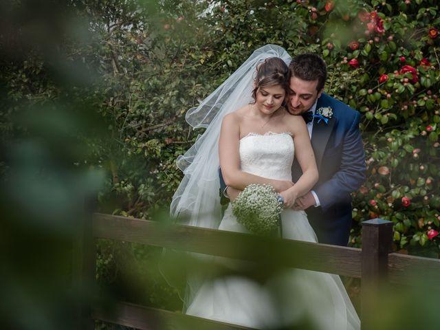 Il matrimonio di Davide e Morena a Robecco sul Naviglio, Milano 2
