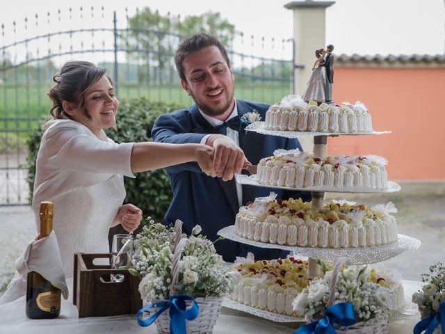 Il matrimonio di Davide e Morena a Robecco sul Naviglio, Milano 16