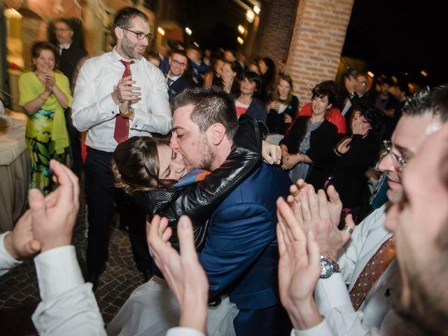 Il matrimonio di Davide e Morena a Robecco sul Naviglio, Milano 18