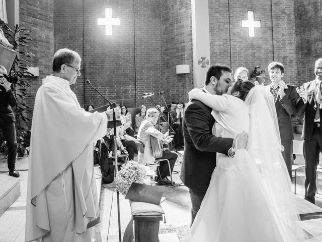 Il matrimonio di Davide e Morena a Robecco sul Naviglio, Milano 9