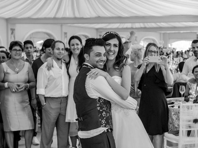 Il matrimonio di Andrea e Maura a Aprilia, Latina 8