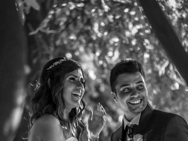 Le nozze di Maura e Andrea