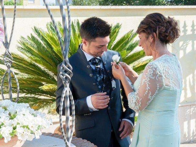 Il matrimonio di Andrea e Maura a Aprilia, Latina 15