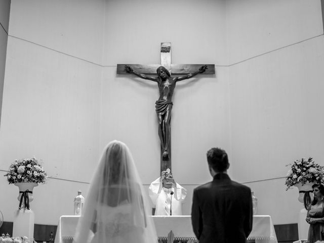 Il matrimonio di Andrea e Maura a Aprilia, Latina 43