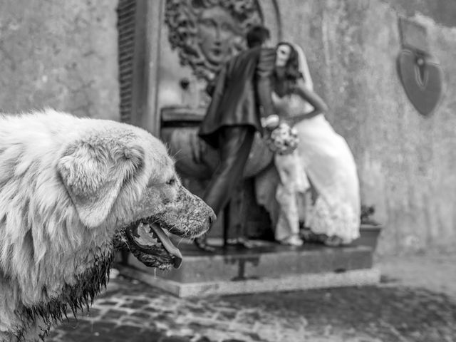 Il matrimonio di Andrea e Maura a Aprilia, Latina 1