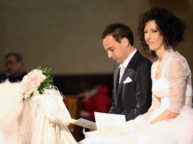 Le nozze di Isabella e Stefano