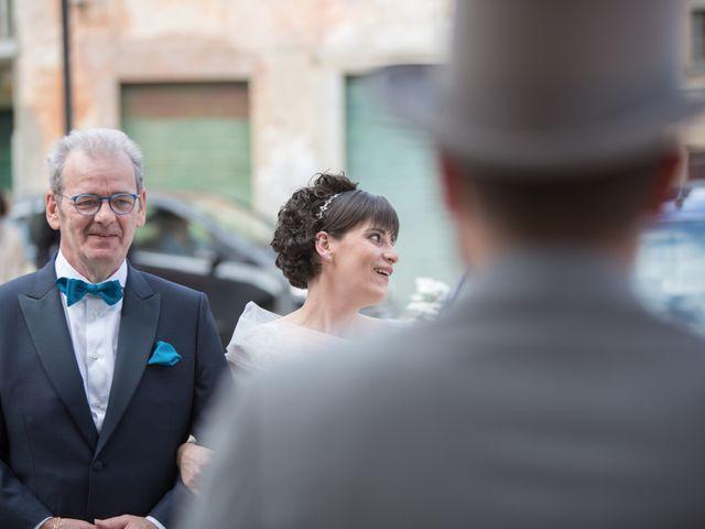 Il matrimonio di Daniele e Ilaria a San Maurizio d'Opaglio, Novara 13