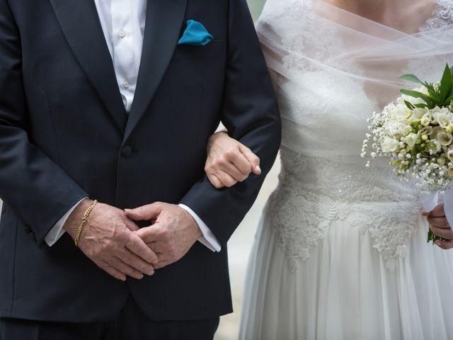 Il matrimonio di Daniele e Ilaria a San Maurizio d'Opaglio, Novara 14