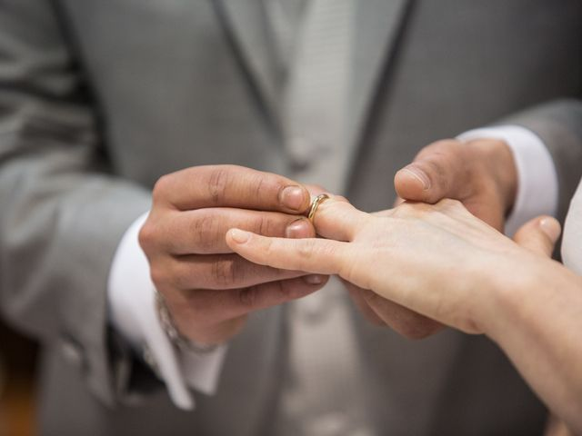 Il matrimonio di Daniele e Ilaria a San Maurizio d'Opaglio, Novara 16