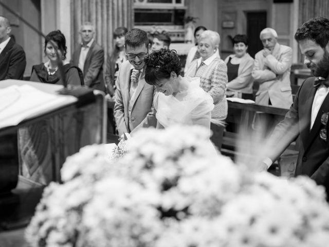 Il matrimonio di Daniele e Ilaria a San Maurizio d'Opaglio, Novara 18