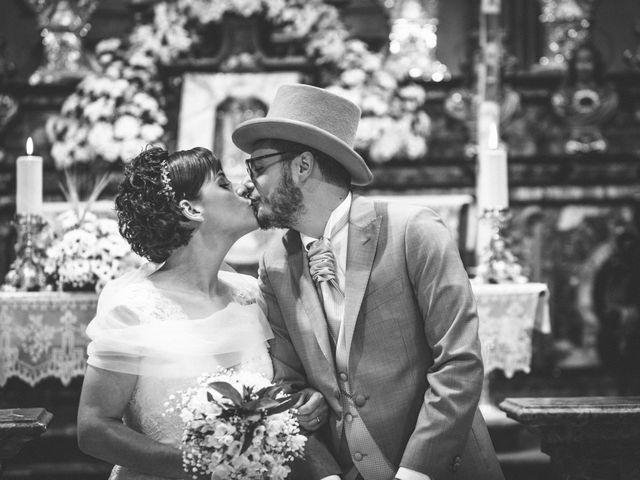 Il matrimonio di Daniele e Ilaria a San Maurizio d'Opaglio, Novara 19