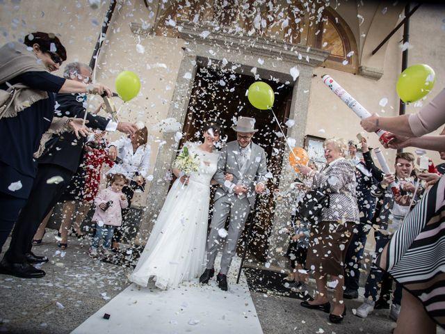 Il matrimonio di Daniele e Ilaria a San Maurizio d'Opaglio, Novara 20