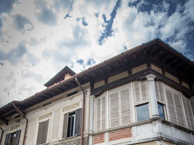 Il matrimonio di Daniele e Ilaria a San Maurizio d'Opaglio, Novara 22