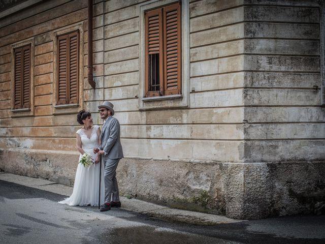 Il matrimonio di Daniele e Ilaria a San Maurizio d'Opaglio, Novara 23