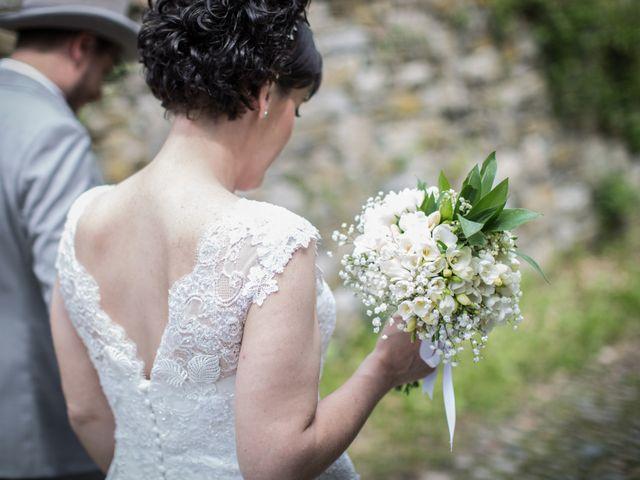Il matrimonio di Daniele e Ilaria a San Maurizio d'Opaglio, Novara 24