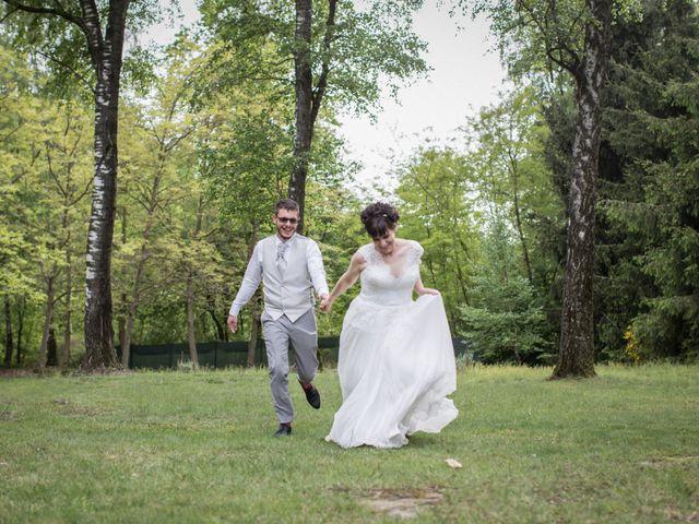 Il matrimonio di Daniele e Ilaria a San Maurizio d'Opaglio, Novara 33