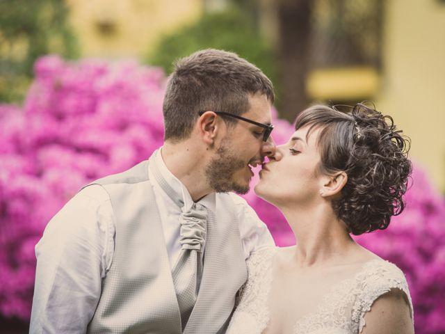 Il matrimonio di Daniele e Ilaria a San Maurizio d'Opaglio, Novara 34