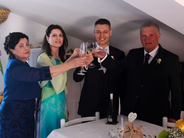 Il matrimonio di Giacomo e Maria a Villafranca Tirrena, Messina 1