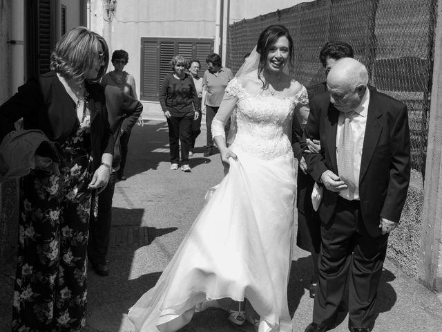 Il matrimonio di Giacomo e Maria a Villafranca Tirrena, Messina 12