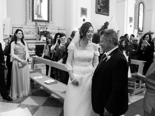 Il matrimonio di Giacomo e Maria a Villafranca Tirrena, Messina 17