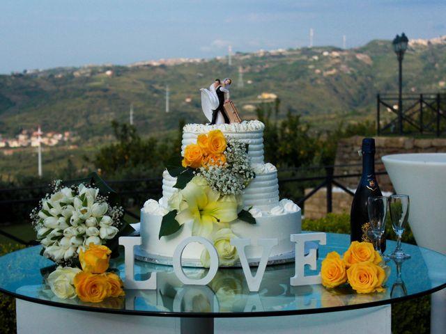 Il matrimonio di Giacomo e Maria a Villafranca Tirrena, Messina 63