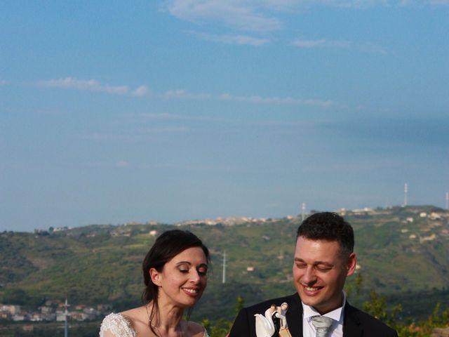 Il matrimonio di Giacomo e Maria a Villafranca Tirrena, Messina 65