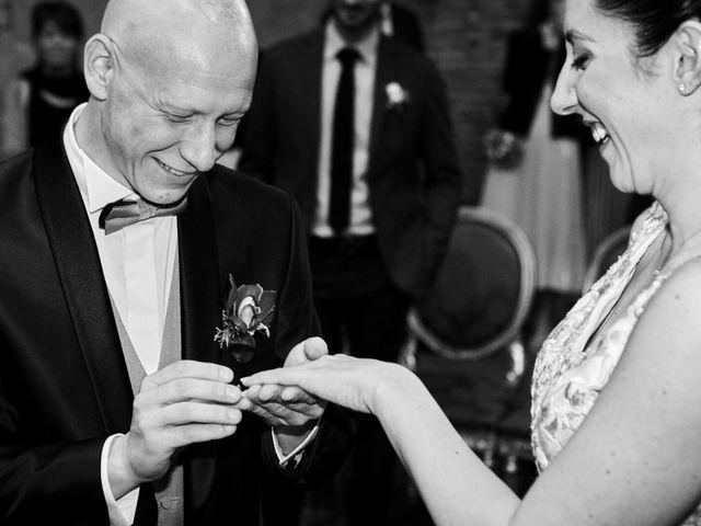 Le nozze di Giulia e Kostas