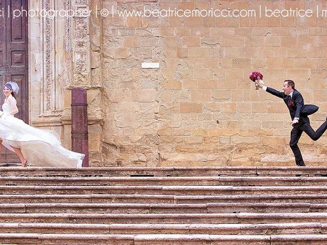Il matrimonio di Ilaria e Francesco a Arezzo, Arezzo 2