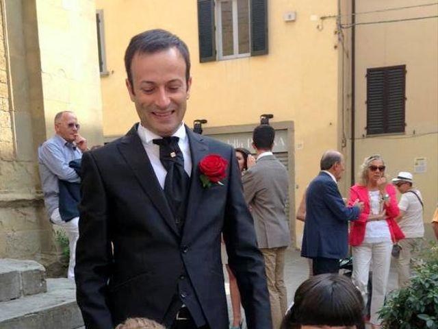 Il matrimonio di Ilaria e Francesco a Arezzo, Arezzo 5