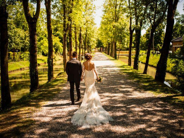 Il matrimonio di Mattia e Alessandra a Chioggia, Venezia 9