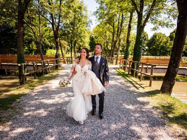 Il matrimonio di Mattia e Alessandra a Chioggia, Venezia 13