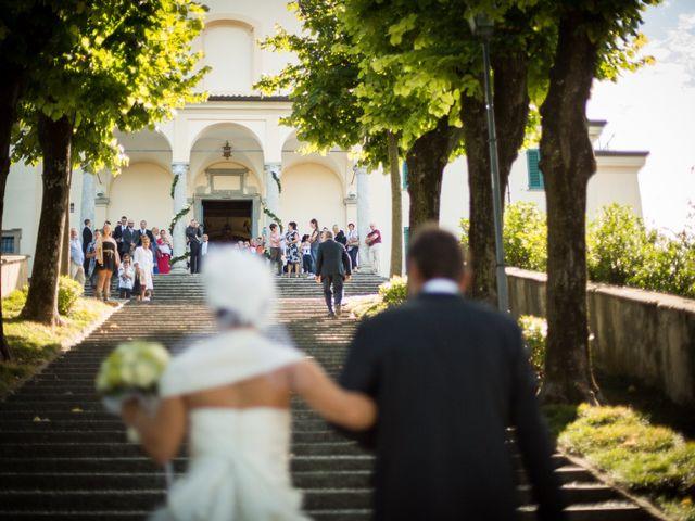 Il matrimonio di Giorgio e Daniela a Montevecchia, Lecco 3