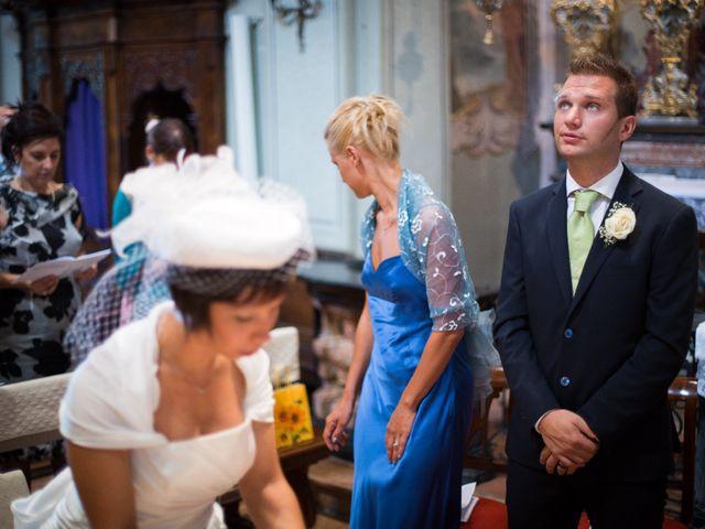 Il matrimonio di Giorgio e Daniela a Montevecchia, Lecco 5