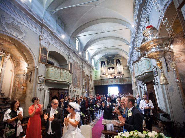 Il matrimonio di Giorgio e Daniela a Montevecchia, Lecco 6